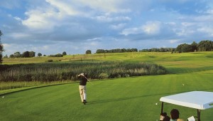 ROBINSON Club Fleesensee gepflegter 18-Loch Golfplatz direkt am Club