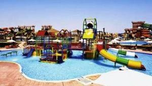 CLUB CALIMERA Akassia Swiss Resort Wasserpark für Kinder mit Rutschen