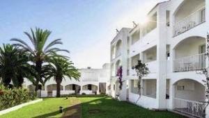 CLUB CALIMERA Es Talaial Bungalows in der schönen Gartenanlage