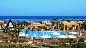 CLUB CALIMERA Habiba Beach Überblick über den Pool und das Meer