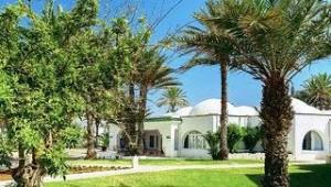 CLUB CALIMERA Rosa Rivage vegetationsreiche Gartenanlage mit Palmen und Sträuchern