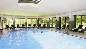CLUB CALIMERA Serra Palace beheizbares Hallenbad mit tollem Gartenblick
