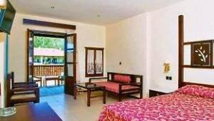 CLUB CALIMERA Simantro Beach Doppelzimmer mit Balkon und tollem Gartenblick