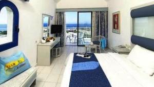 CLUB CALIMERA Sunshine Kreta Doppelzimmer mit Balkon und tollem Meerblick