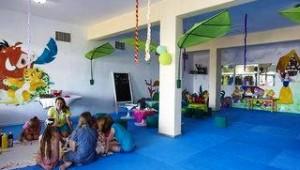 CLUB CALIMERA Sunshine Kreta Der Kids Club ist für alle Kinder geöffnet und bringt viel Spaß
