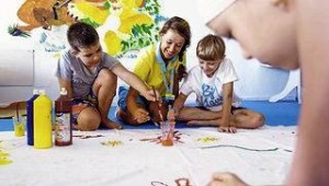 CLUB CALIMERA Sunshine Kreta Malen und Kinderanimation im Kids Club
