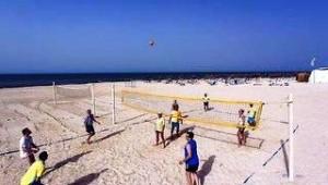 CLUB CALIMERA Yati Beach Spielen Sie eine Runde Beachvolleyball am Strand