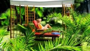 CLUB MAGIC LIFE Belek Imperial Relax Zoneim der schönen Gartenanlage