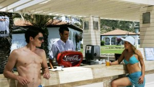 CLUB MAGIC LIFE Belek Imperial Snackbar am Pool mit vielen leckeren Snacks