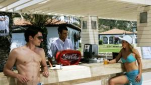 CLUB MAGIC LIFE Belek Imperial Snackbar am Pool mit vielen leckeren Snacks
