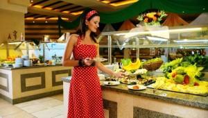 CLUB MAGIC LIFE Kalawy Imperial Großes Buffet mit zahlreichen leckeren Speisen