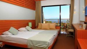 CLUB MAGIC LIFE Sarigerme Imperial Doppelzimmer mit Balkon und direktem Meerblick