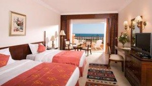 FUN CLUB Caribbean World Soma Bay Doppelzimmer mit Balkon und Meerblick