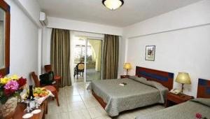 FUN CLUB Gaia Royal Village Doppelzimmer mit Balkon und tollem Meerblick