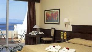 FUN CLUB Kipriotis Panorama Aqualand Doppelzimmer mit Balkon und tollem Meerblick
