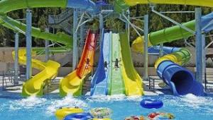 FUN CLUB Kipriotis Panorama Aqualand Rutschenanlage für Kinder