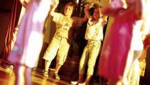 FUN CLUB Makadi Kinderdiscothek mit Tanzen und Kinderanimation