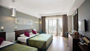 FUN CLUB Seher Sun Palace Resort & Spa Familienzimmer mit Doppelbett und Einzelbett