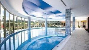 FUN CLUB Seher Sun Palace Resort & Spa Beheizbares Hallenbad im Wellnessbereich