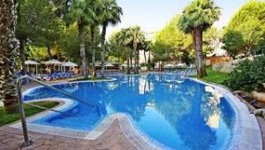 FUN CLUB Valentin Park Eleganter Pool inmitten der wunderbaren Gartenanlage