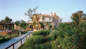 GRECOTEL Marine Palace Agreco Farm mit kleiner Taverne und schönem Garten