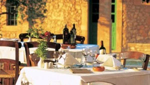 GRECOTEL Marine Palace Agreco Farm mit kleiner Taverne und leckeren Gerichten