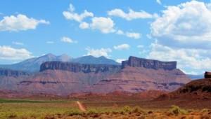 Rundreise USA Westküste Ausblick auf das Monument Valley