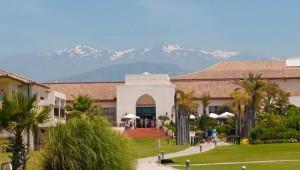 ROBINSON Club Playa Granada Eingang zum Restaurant Pavillon