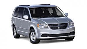 USA Reise Westküste Dodge Caravan Mietwagen für Ihre Reise