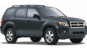 USA Reise Westküste Ford Escape Mietwagen für Ihre Reise