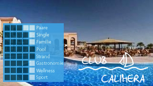 CLUB CALIMERA Akassia Swiss Resort bei Diko Reisen, Ihr Reisebüro in Köln