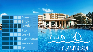 CLUB CALIMERA Sunny Beach bei Diko Reisen, Ihrem Reisebüro in Köln