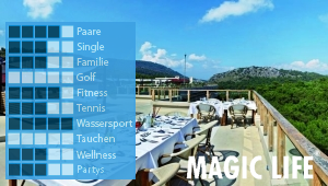 CLUB MAGIC LIFE Sarigerme Imperial bei Diko Reisen, Ihr Reisebüro in Köln