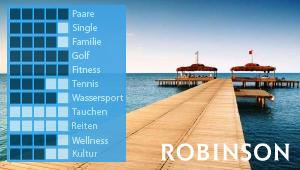 ROBINSON Club Nobilis bei Diko Reisen Ihr Reisebüro Köln