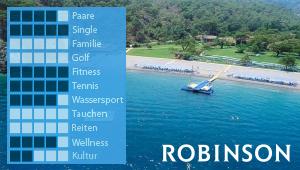ROBINSON Club Camyuva bei Diko Reisen Ihrem Reisebüro in Köln