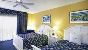 Florida Rundreise Doubletree Grand Key Resort Doppelzimmer mit zwei Einzelbetten