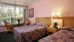 Florida Rundreise The Outrigger Beach Resort Doppelzimmer mit Ausblick in den Garten