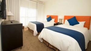 Rundreise Florida Melia Orlando Suite Hotel Doppelzimmer mit TV