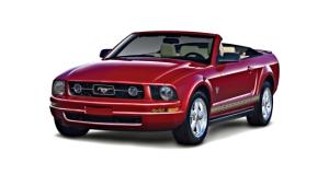 Rundreise Florida Cabrio Mietwagen Ford Mustang Cabriolet