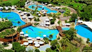 Seychellen Dubai Grand Hyatt Dubai Pool
