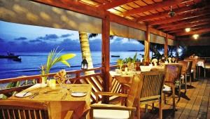 Seychellen Dubai Villas de Mer Praslin Restaurant