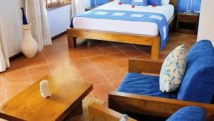 Seychellen Dubai Villas de Mer Praslin Standard Room