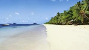 Seychellen Dubai Villas de Mer Praslin Strand