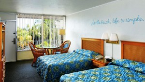 Rundreise Florida The Outrigger Beach Resort Doppelzimmer mit Gartenblick