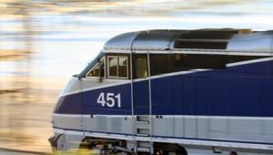 USA Ostküste Reise Der Amtrak Zug befördert Sie bequem von Stadt zu Stadt