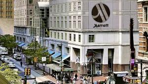 USA Ostküste Reise Das Marriott Philadelphia Hotel liegt zentral in der Stadt