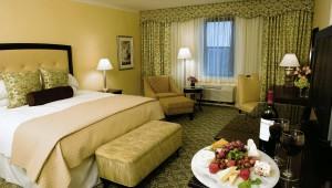 USA Ostküste Reise geräumige Doppelzimmer im Omni Shoreham Hotel