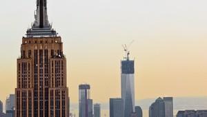 USA Ostküste Reise Blick auf das Empire State Building in New York City