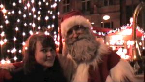 Weihnachtsgrüße 203 Diko-Reisen Reisebüro Köln
