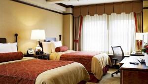 Rundreise New York Florida Hotel Belvedere Doppelzimmer